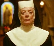 Sister Act proves Maggie Smith has been the same age for like  years
