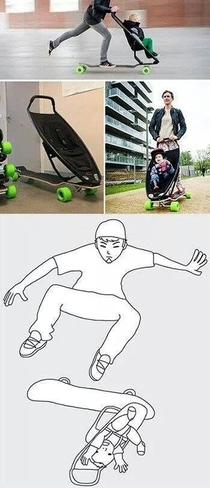 Skater dads be like