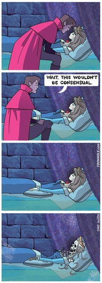 Sleeping Beauty reboot