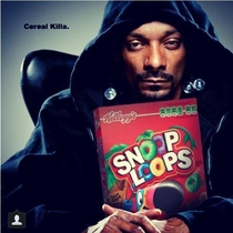 Snoop Dogg posted this onto his Facebook page