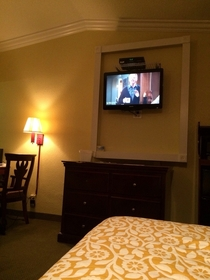 So a friend of mine with mild OCD is staying in a hotel tonight and having trouble relaxing