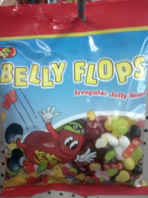 So apparently Jelly Belly sells their fuck ups at the dollar store