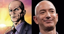So are we just going to sit here and act like Jeff Bezos isnt Lex Luthor though