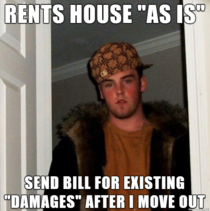 So happy to not be renting anymore