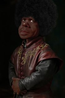 So I accidentally googled Tyrone Lannister