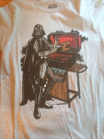 so i bought a new t shirt today darth vader sith lord ace pilot grill master meme guy. Black Bedroom Furniture Sets. Home Design Ideas