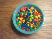 So I made my own trail mix