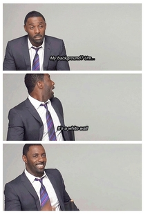 So Idris could you describe your background for us