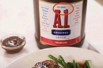 So in the middle of the civil war someone went  you know what this country needs A delicious steak sauce