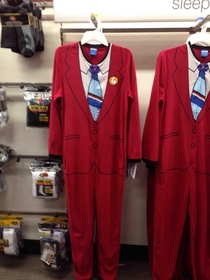 So target sells Anchorman onesies