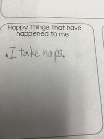 Some second graders just get it