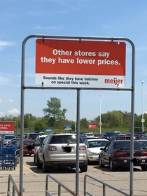 Some unexpected shade thrown by Meijer