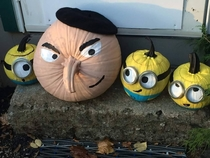 Someone got the pumpkins right