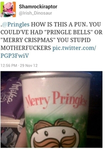 Someone is adding more salt to Pringles