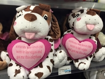 someone who loves drinking went to work at the stuffed animal factory and got sloppy