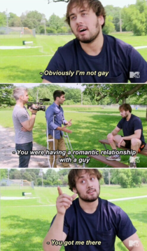 Sometimes Catfish was indistinguishable from Its Always Sunny in Philadelphia