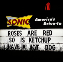 Sonics sign marketing is on point