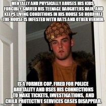 Sorry but a lot of your scumbag neighbor memes dont hold a candle to the asshole I had to grow up next to