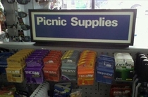 Sounds like a great picnic