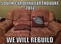 South Carolina earthquake