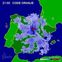 Spains weather forecast cloudy with a chance of Dutch domination