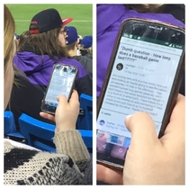 Spotted during the second inning of the JaysYankees game today found on rbaseball