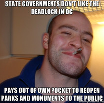 State governments  deserve some major props for this