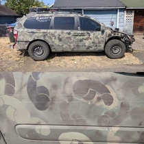 State of the Art Camouflage