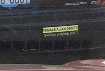 Stereotypical Bumper Sticker