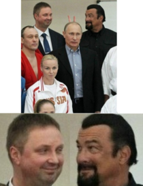 Steven Seagal the absolute madman