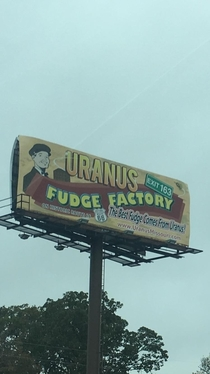 Such quaint billboards in Missouri