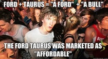 Sudden Clarity Clarence on sneaky marketing