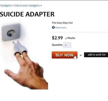 Suicide adapter