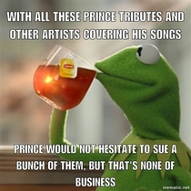 Sure he was a great artist but he was also a  star asshole
