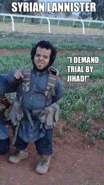 Syrian Lannister
