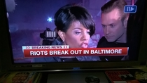 T- Terminator deployed to baltimore
