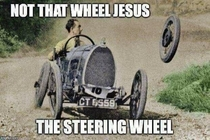 Take The Wheel Jesus