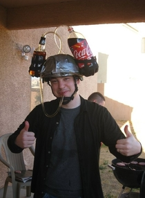 Taking alcoholism to the next level Military Engineer