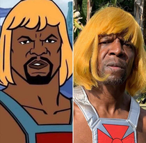 Terry Crews for the win
