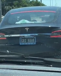 Tesla drivers be like