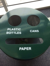 Texas airports care a whole lot about proper recycling