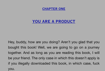 Thank God I didnt download this book illegally