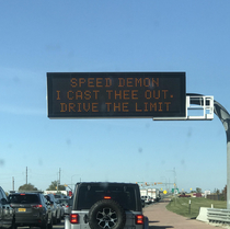 Thanks for the laugh UDOT