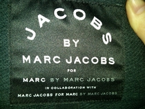 Thanks Marc Jacobs we get it