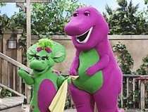 Thanos and Gamora during happier times