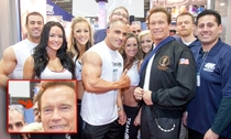 That one time I met Arnold