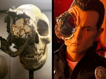 That skull deformation posted to rcreepy the other day reminded me of the T- headshot from Terminator