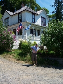 That time I did the Truffle Shuffle in front of the Goonies house