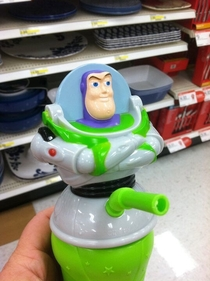 Thats an interesting design there Buzz