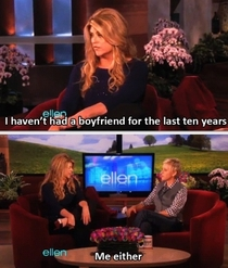 Thats why i love Ellen